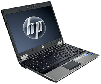 HP Elitebook 2540p i7