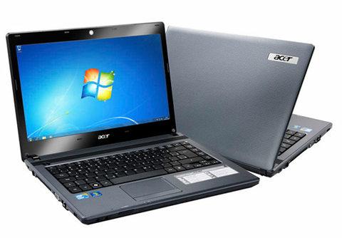 Laptop Acer Aspire 4749, giá 3tr4