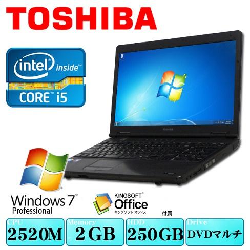Laptop Toshiba Dynabook Setellite B551, giá 5tr