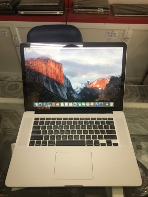 MacBook Pro Retina 15 Late 2013