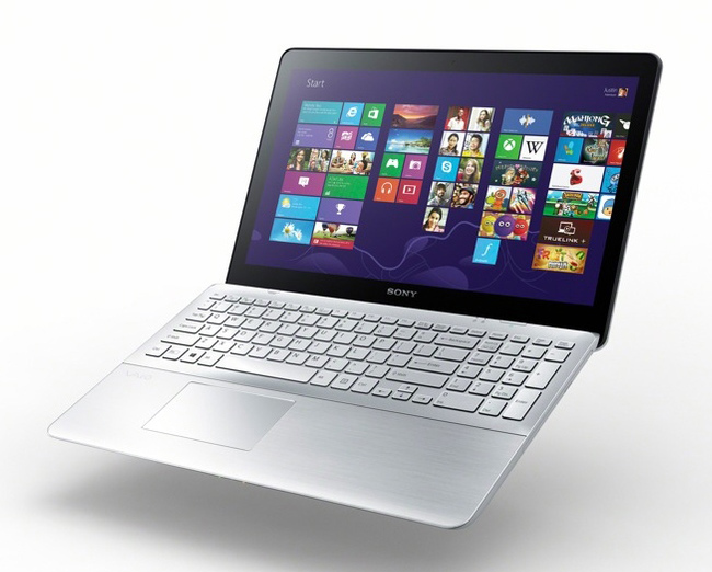 Sony VaiO SVF15 Touch